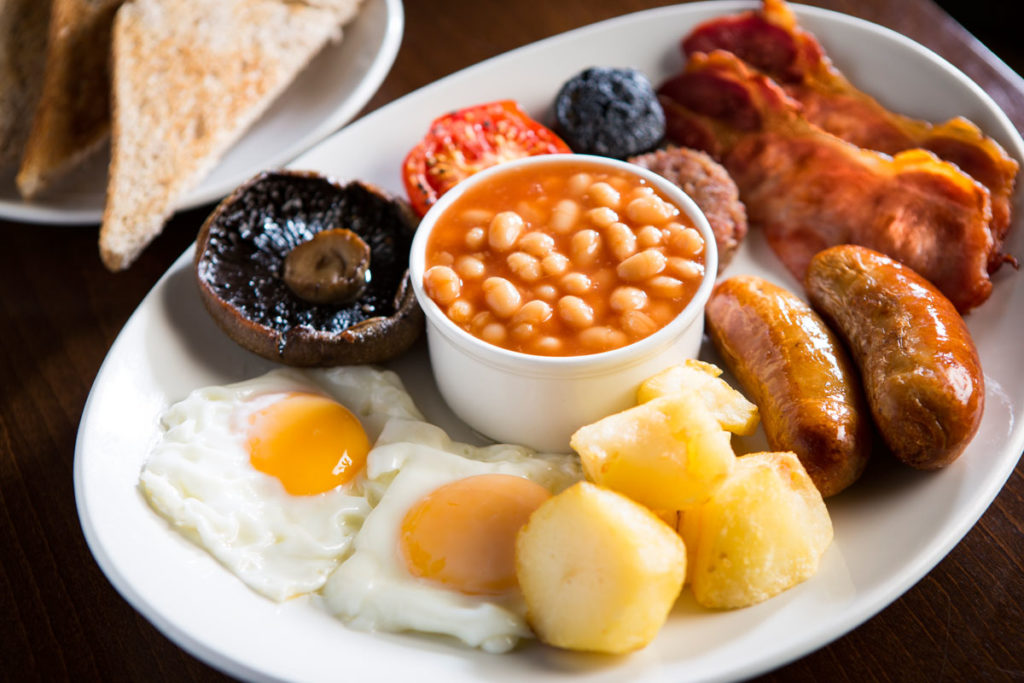 The Empty Glass is open for Breakfast every Saturday & Sunday!