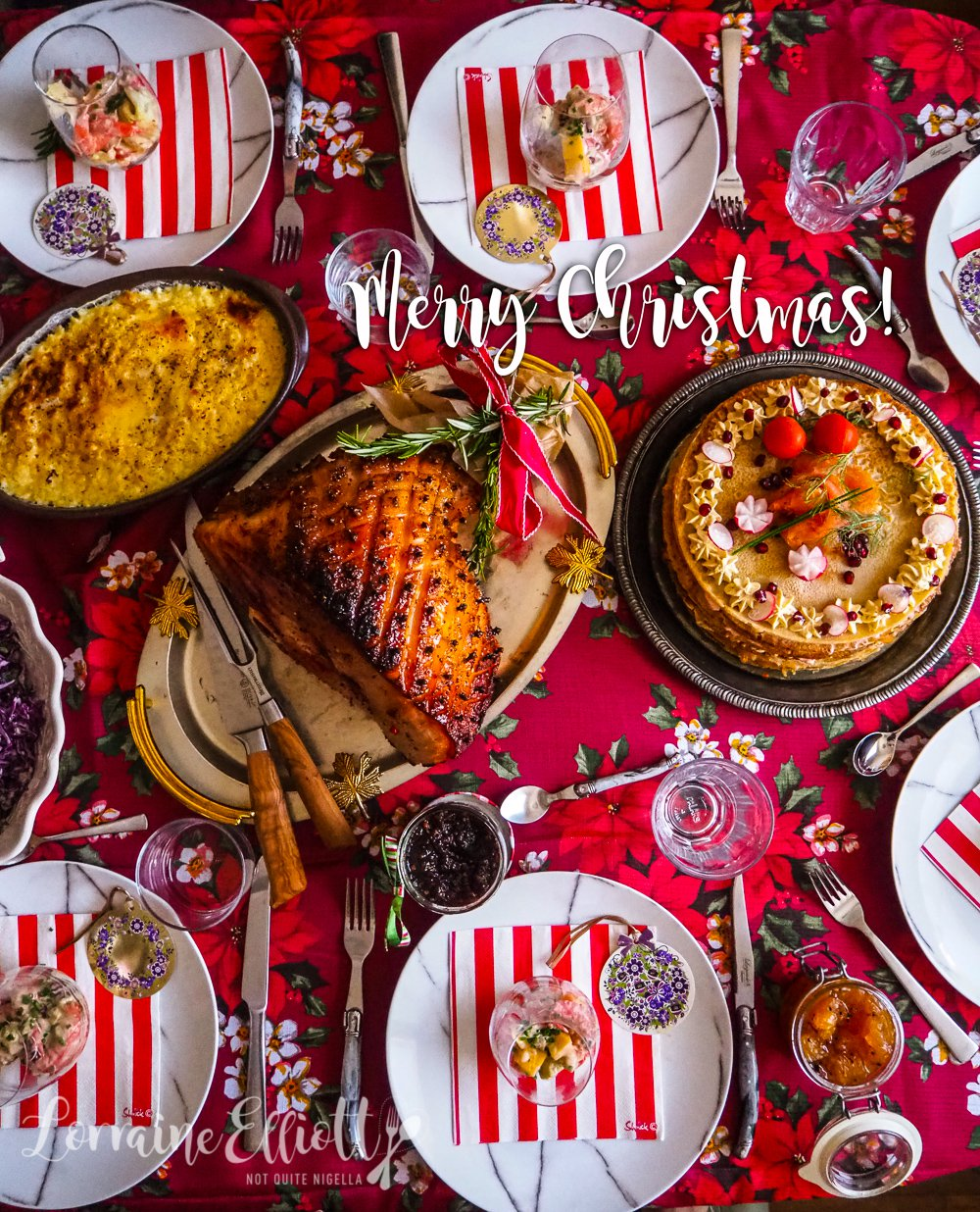 Christmas In Australia Food.Book Your Christmas Party Here Festive Cheer The Pier